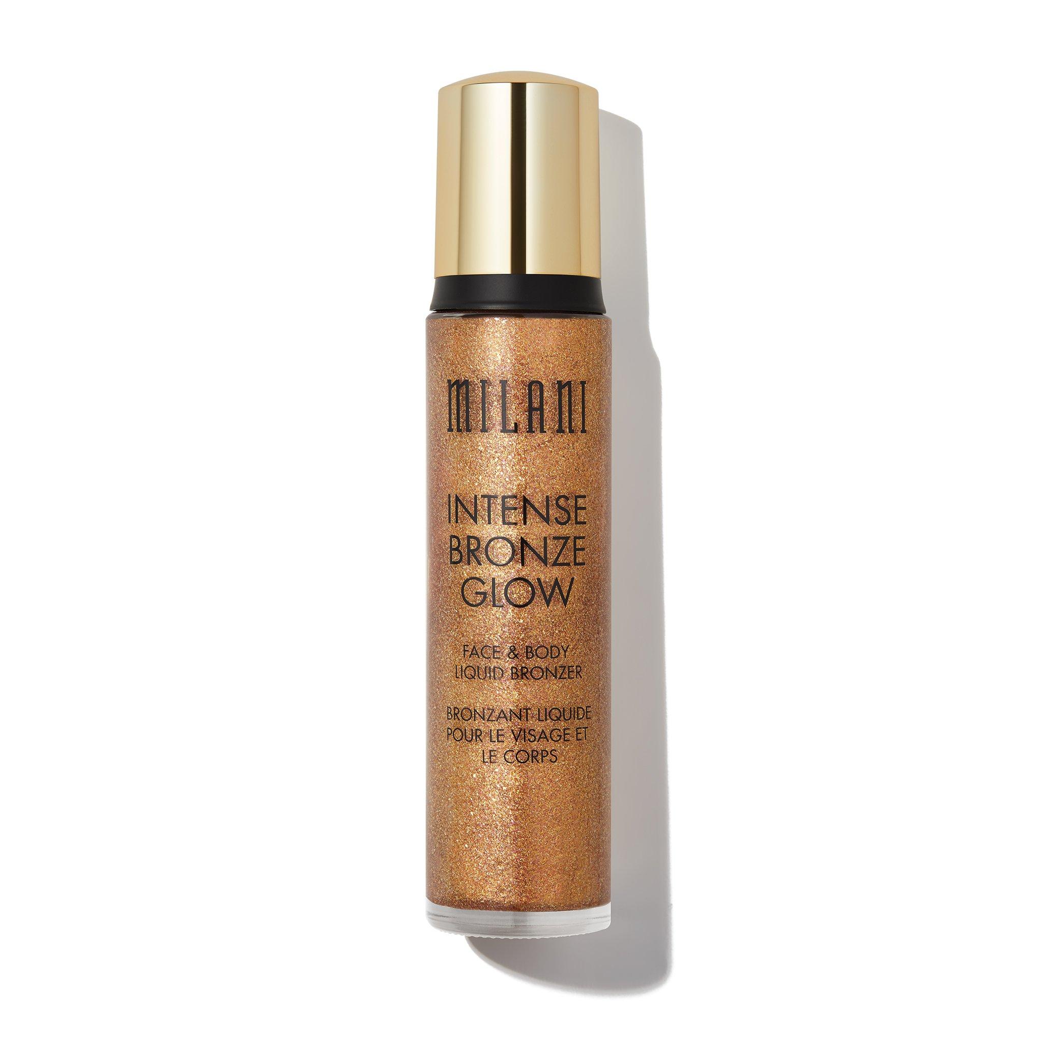 Intense Bronze Glow - Face & Body Liquid Bronzer