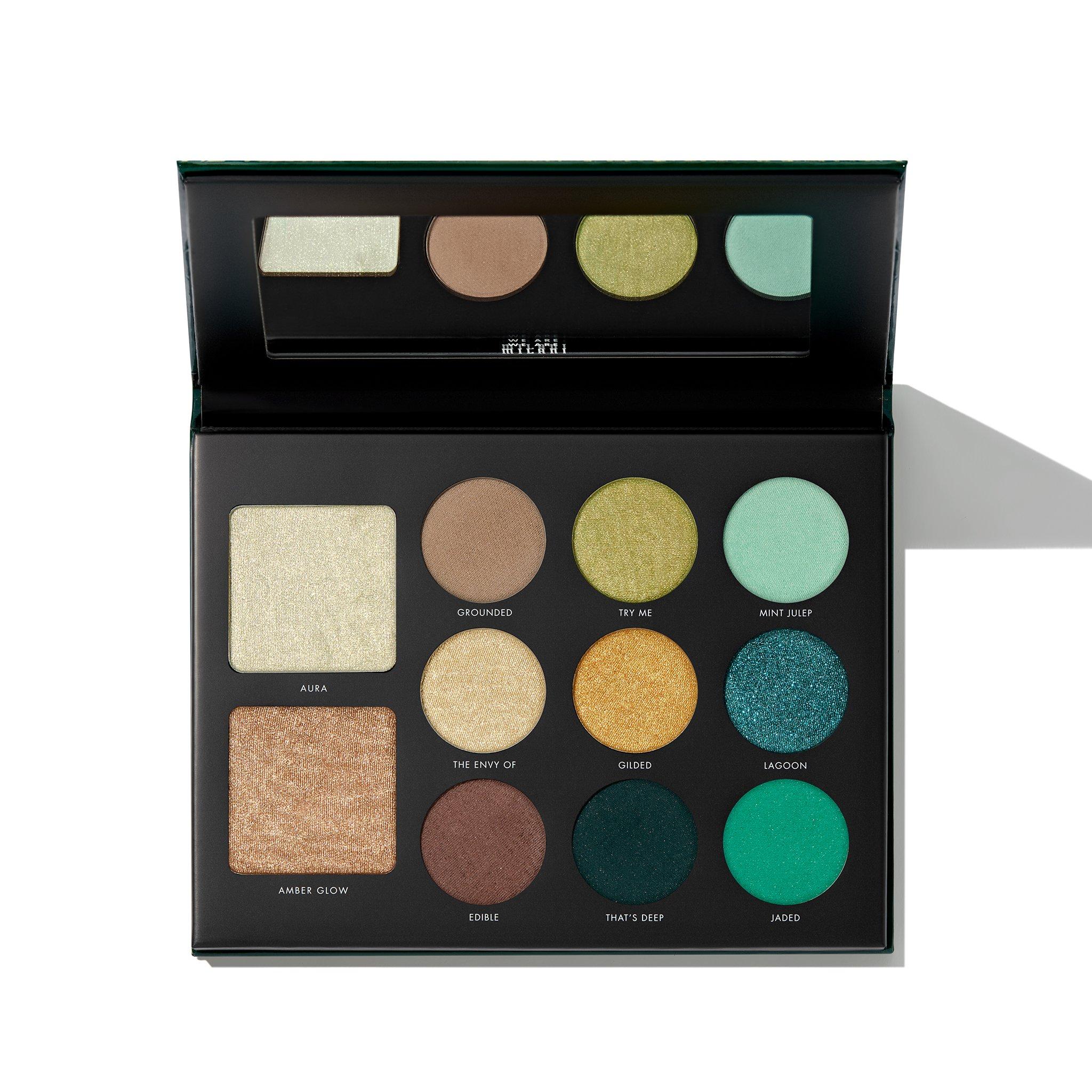 Gilded Jade Eyeshadow Palette