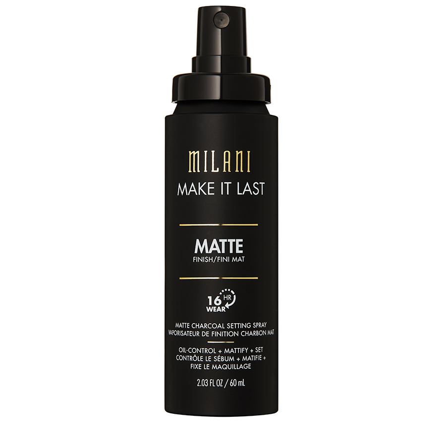 Make It Last Matte Charcoal Setting Spray